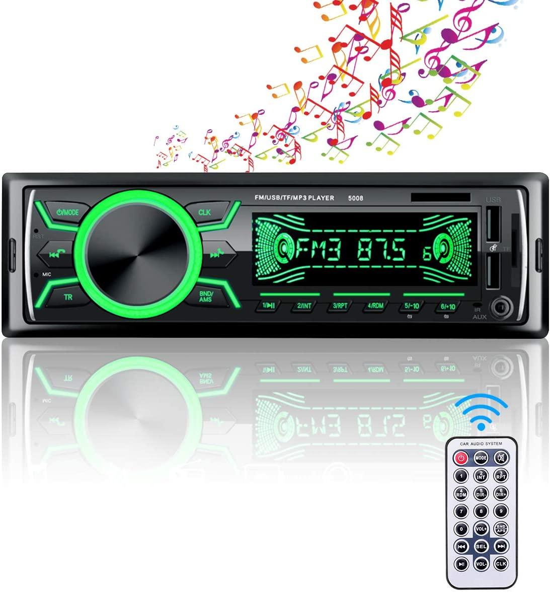 Autoradio Bluetooth Mains Libres RIRGI