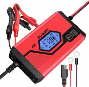 Chargeur de batterie suaoki