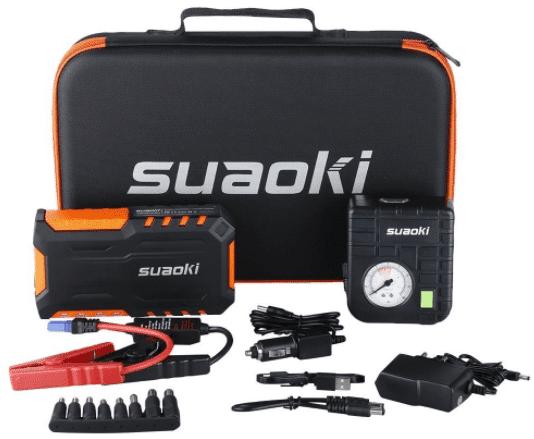 Choix d'un chargeur de batterie auto