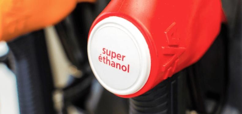 Rouler a l'ethanol
