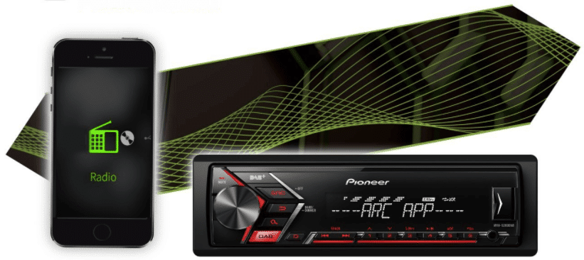 Test autoradio bluetooth Pioneer MVH-S300BT