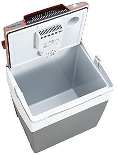 Intérieur de la glacière électrique portable Mobicool G 30 DC