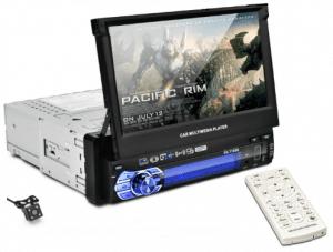 combiné autoradio GPS multimédia Catuo