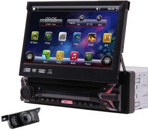 combiné autoradio GPS multimédia EinCar