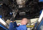 contrôle technique châssis voiture