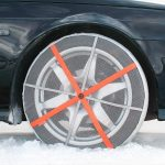Chaussette neige Autosock