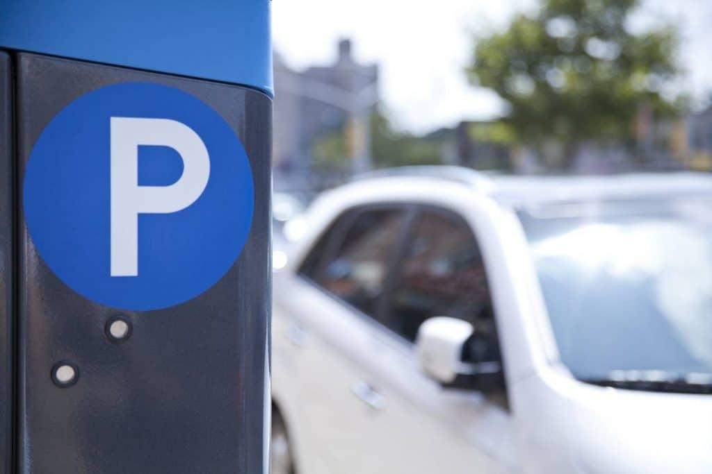 Contester PV de stationnement