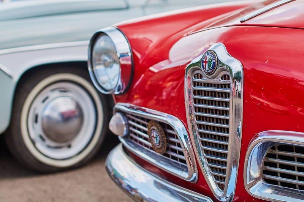 Alfa Romeo de collection