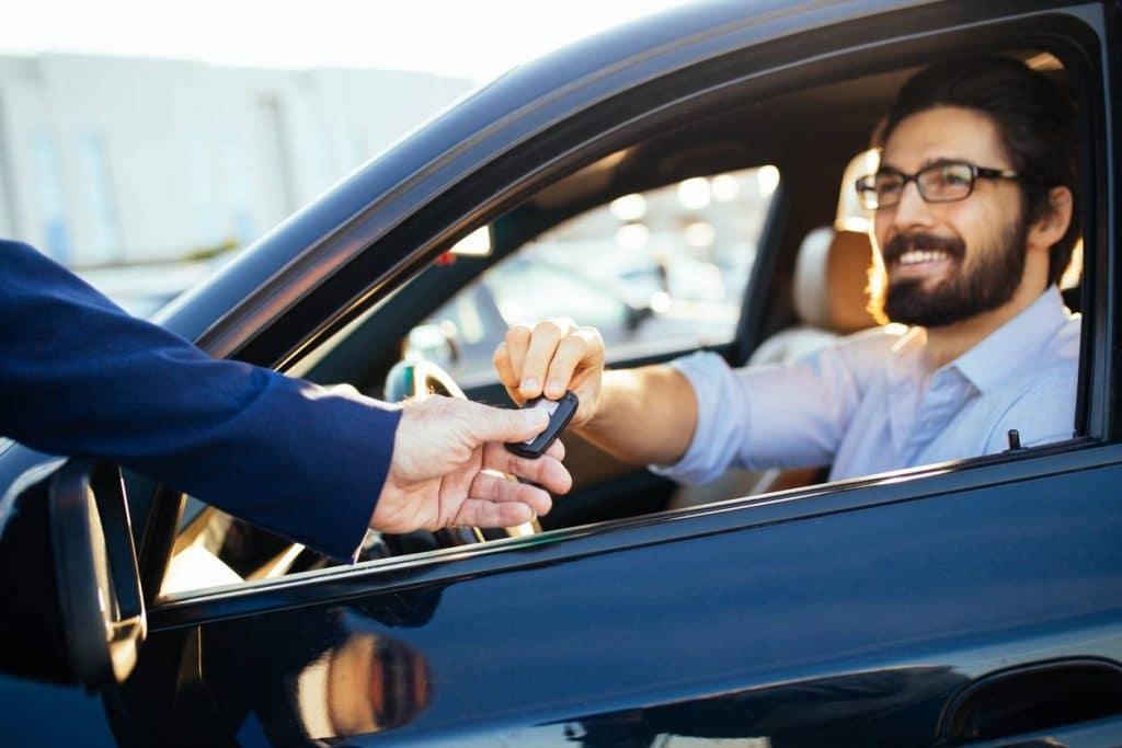 Assurer une voiture de location