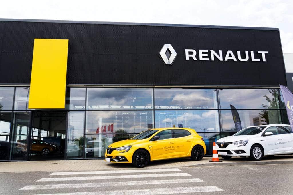Renault 0 km