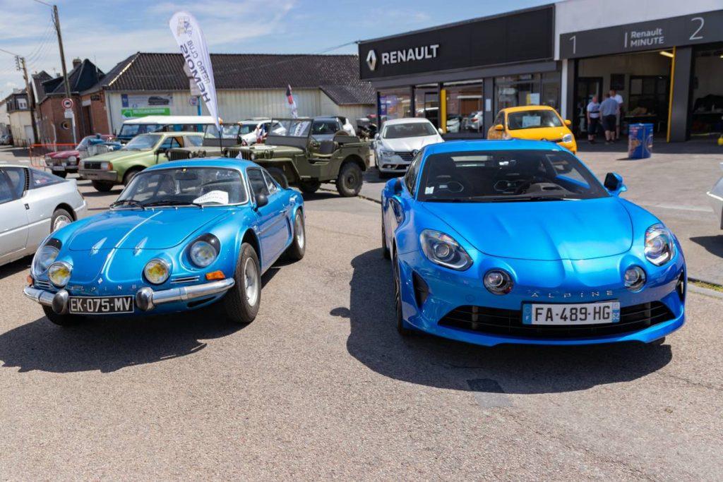 voitures marques françaises