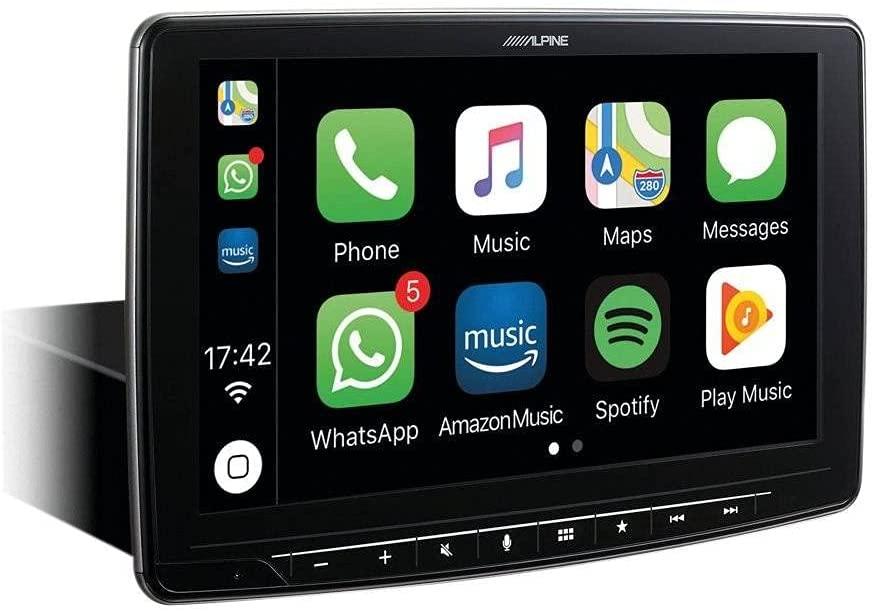 Autoradio Alpine iLX-F903D