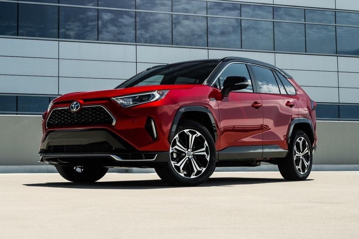 voiture hybride d'occasion